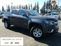 2017 Chevrolet Colorado 2WD LT with 19287 miles. Color:
