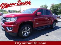 This reliable 2017 Chevrolet Colorado Z71 comes with a