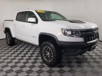 White 2017 Chevrolet Colorado ZR2 4WD 8-Speed Automatic