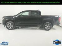 2017 Chevrolet Colorado Z71 4WD V6 8-Speed