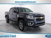 This 2017 Chevrolet Colorado 4WD Z71 is offered to you