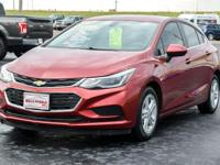 The Chevy Cruze is so much more of a car today compared