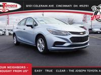 CARFAX One-Owner. Clean CARFAX. Arctic Blue Metallic