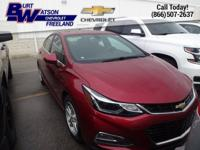 Lease a New Cruze as low as $159 a month   Priced below