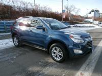 This is a one owner, clean Carfax, GM Certified Equinox