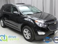 CARFAX One-Owner. Clean CARFAX. 2017 Chevrolet Equinox
