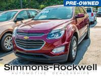 Scores 31 Highway MPG and 21 City MPG! This Chevrolet