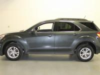 One Owner, Low Mileage, Equinox LT, 4D Sport Utility,
