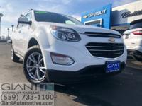 Giant Chevrolet is proud to offer this 2017 Chevrolet