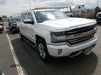 2017 Chevrolet Silverado 1500 High Country Pearl 4WD