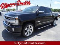 This 2017 Chevrolet Silverado 1500 High Country is