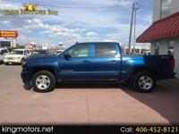 NICE LOW MILEAGE TRUCK WITH FACTORY WARRANTY! Visit