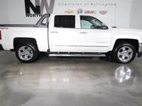 LTZ PACKAGE, 4WD, DUAL POWER SEATS, LEATHER SEATS,