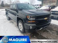 Are you ready to upgrade to a truck? This 2017 Chevy