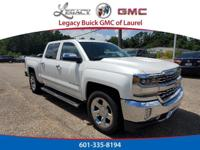 Legacy Buick GMC of Laurel is honored to present a