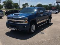 deep ocean blue metallic 2017 Chevrolet Silverado