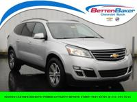 ** HEATED LEATHER W/ 2ND ROW BUCKETS** POWER LIFTGATE**