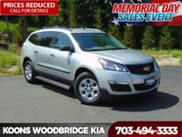 2017 Chevrolet Traverse LS Gray **EASY TO FINANCE**,