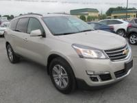 2017 CHEVY TRAVERSE LT, PW,PL,PS,. JUST 25000 MILES.