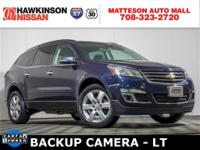 2017 Chevrolet Traverse LT with Back Up Camera, Third