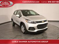 2017 Chevrolet Trax LS Comes with these Great Features