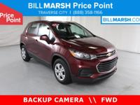 2017 Chevrolet Trax LS FWD, Backup Camera, Keyless