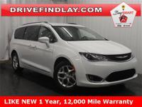2017 Chrysler Pacifica Touring L Plus Bright White