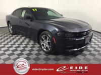 2017 Dodge Charger 4D Sedan SXT***Maximum Steel