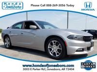 CARFAX One-Owner. Clean CARFAX. Silver 2017 Dodge