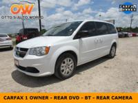 * CARFAX 1 OWNER!! * - SE - REAR DVD ENTERTAINMENT -