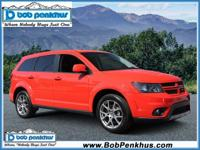 Our top-of-the-line One Owner 2017 Dodge Journey GT AWD