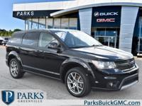 2017 Black Dodge Journey CARFAX One-Owner.Contact us