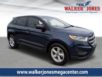 Recent Arrival! CARFAX One-Owner.2017 Ford Edge