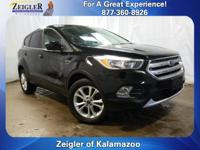 Recent Arrival! 2017 Ford Escape EcoBoost 2.0L I4 GTDi