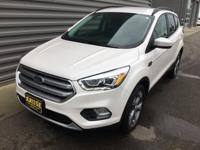 2017 Ford Escape SE 4X4, Back Up Camera, Leather,