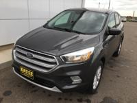 2017 Ford Escape SE 4WD.22/28 City/Highway MPG  3.51