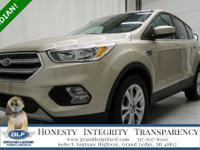 NOT CANADIAN! 2017 Ford Escape SE in White Gold