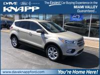 Grab a score on this 2017 Ford Escape SE before someone