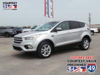 Check out this 2017 Ford Escape SE. Its Automatic