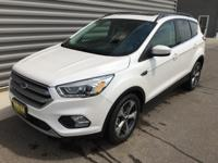 2017 Ford Escape SE FWD Navigation GPS Nav, SYNC
