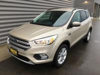 2017 Ford Escape SE FWD Remainder of Factory Warranty,