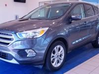 Priced below KBB Fair Purchase Price!Gray 2017 Ford