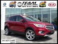 ***Recent Trade-In*** This 2017 Ford Escape looks like