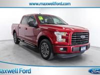 This 2017 Ford F-150 XLT is offered to you for sale by