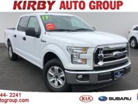 Kirby Kia is proud to offer this 2017 Ford F-150. Clean
