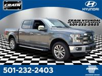 2017 Ford F-150 5.0L V8 FFV 6-Speed Automatic