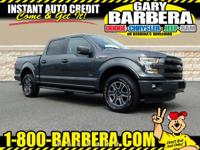 Our One Owner 2017 Ford F-150 Lariat SuperCrew 4X4 in