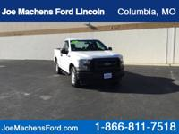 2017 Ford F-150 XL Oxford White Bluetooth, Class IV