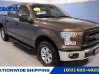 2017 Ford F-150 XL Recent Arrival!CARFAX One-Owner.