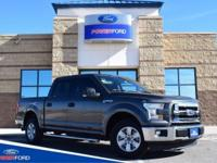 CARFAX One-Owner. Clean CARFAX. Magnetic 2017 Ford